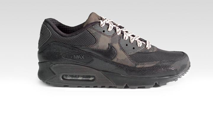 Footwear: Air Max 90 Premium Tech pack