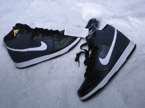 Footwear: Nike Dunk a Dunk Spring 08
