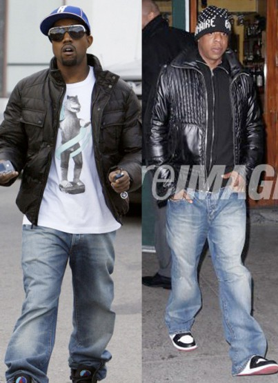 My Life: Who has more Swag, Kanye or Jay?