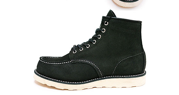 Footwear:  Red Wing x Neighborhood boots