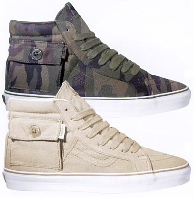 Footwear: Vans Vault