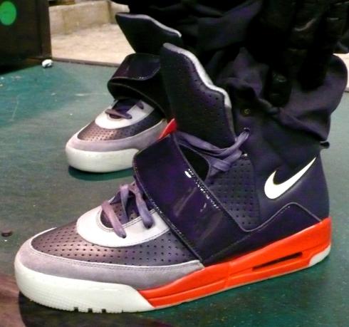 Footwear:  Kanye x Nike!