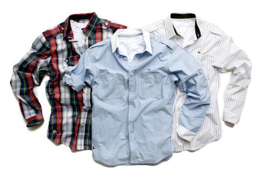 Clothing: 10 Deep