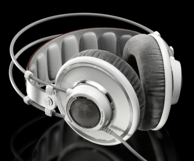 Gadgets: AKG Headphones