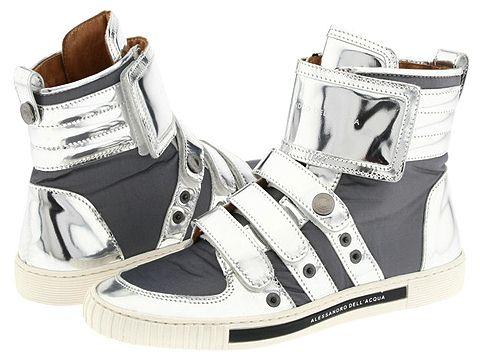 Footwear:  Alessandro Dell'Acqua