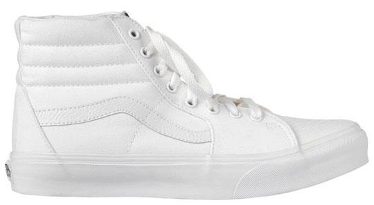 Footwear:  Vans X APC