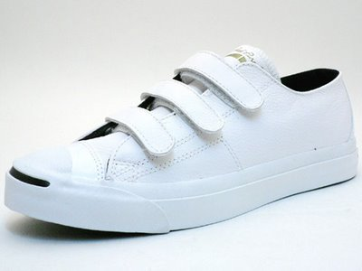 Footwear:  Converse x Jack Purcell