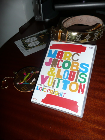 Clothing: Marc Jacob x Louis Vuitton