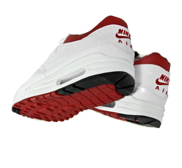 Footwear:  Nike Air Max 1