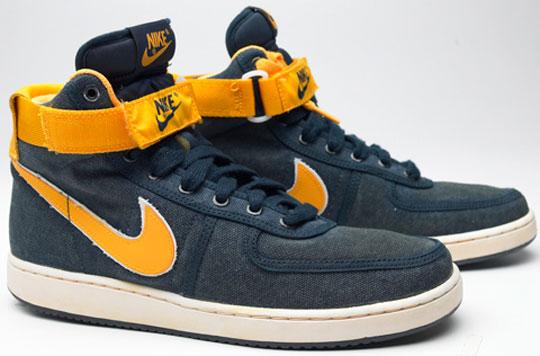 Footwear:  Nike Vintage Vandal