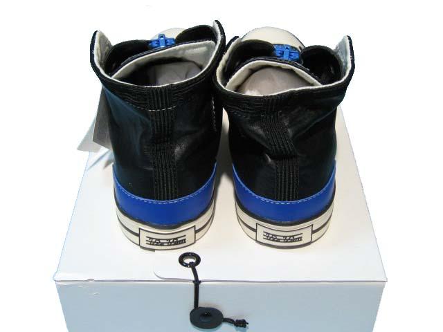 Footwear:  Visvim Kiefer  High Patala