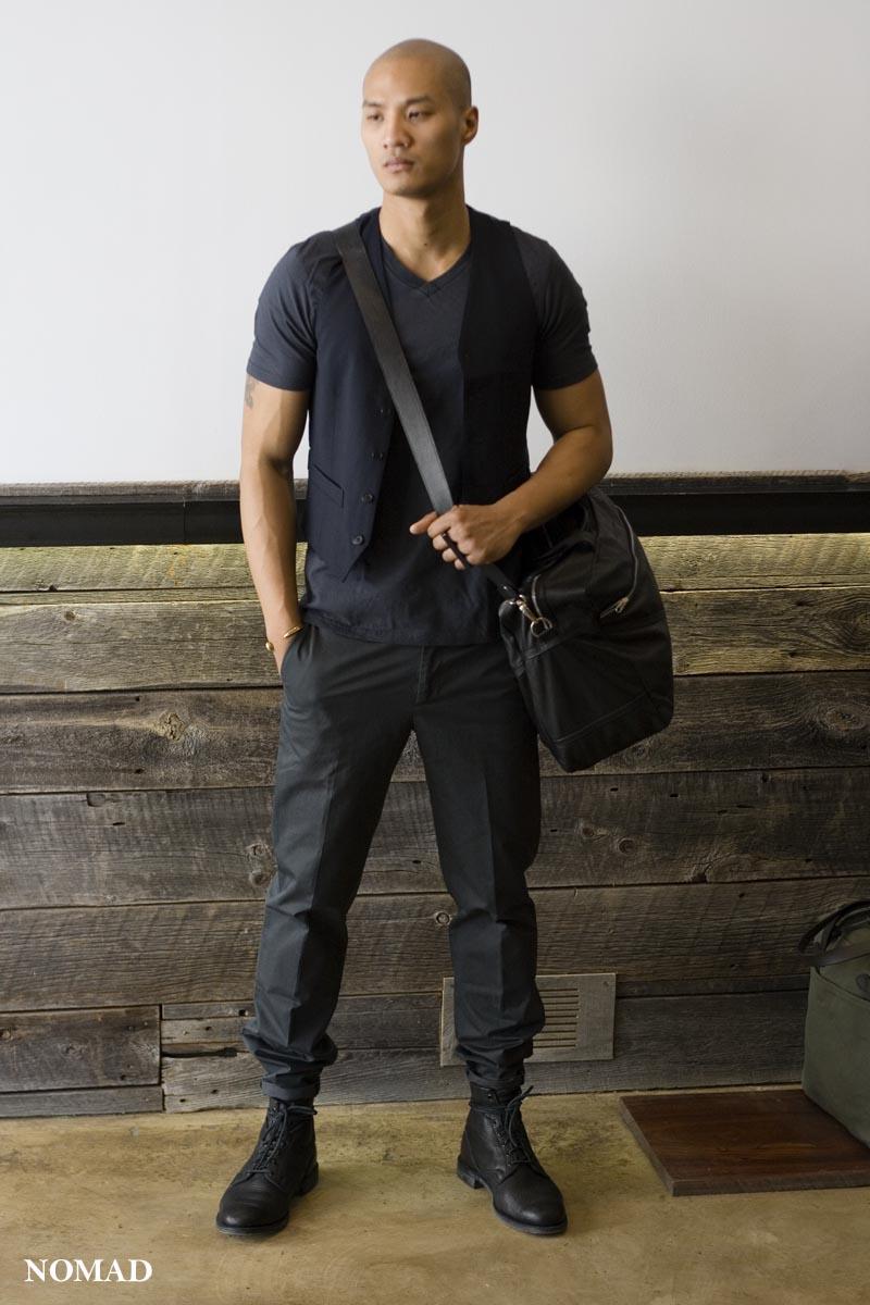 Accessories: Bag Man part 1 | Marcus Troy