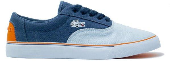 Footwear:  Lacoste- Summer classics part trois