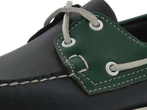 Footwear:  Sebago Boat shoes
