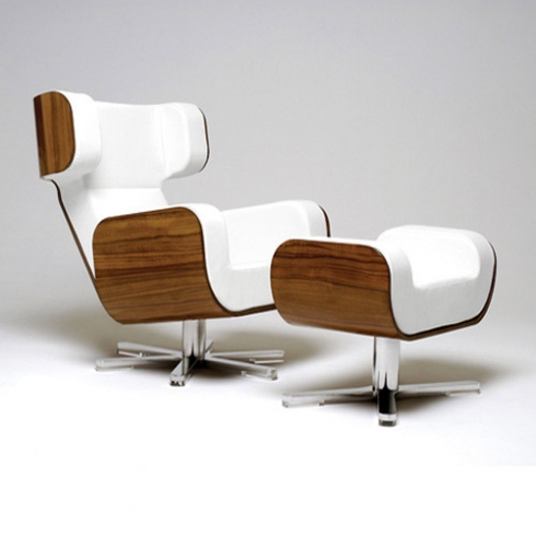 Coolhunts: The ZERO GRAVITY WING CHAIR