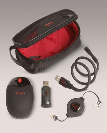 Gadgets: Tumi Traveling kit