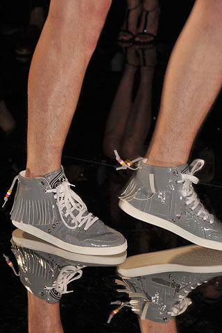 Gucci spring 09 footwear