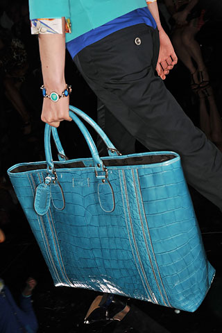 Accessories: Duffel Bag Boy 5- Gucci Spring 09