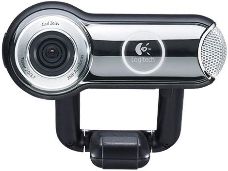 Gadgets: Logitech QuickCam Vision Pro For Mac