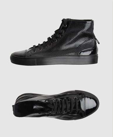 Footwear: Neil Barrett Footwear Fall 08