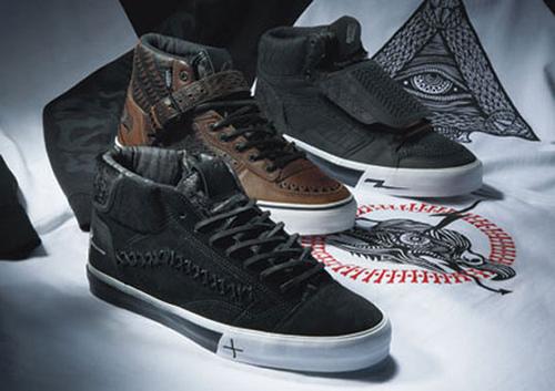 Footwear: Vans update