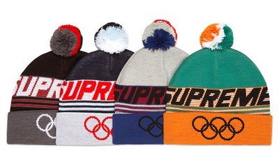 Accessories: Supreme Fall 08