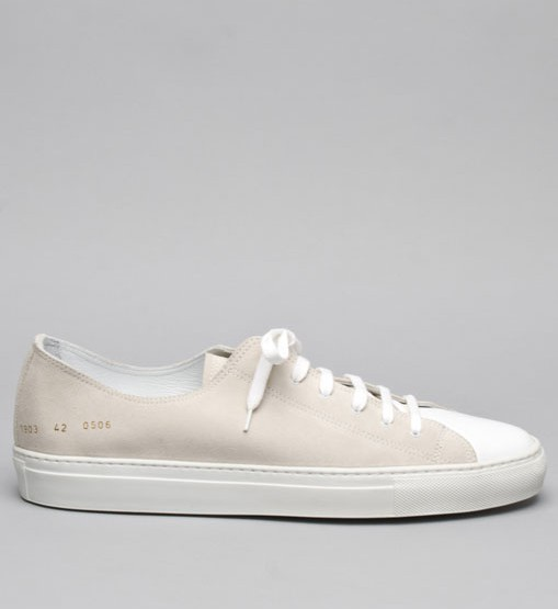 Footwear: Common Projects Fall 08