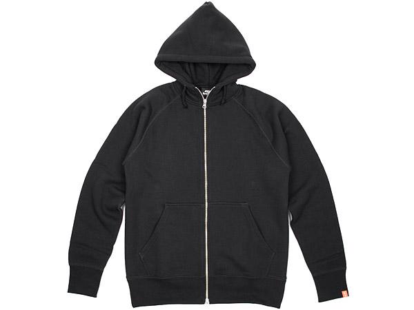 Clothing: Loopwheeler AW77 Zip Hooded Sweatshirt
