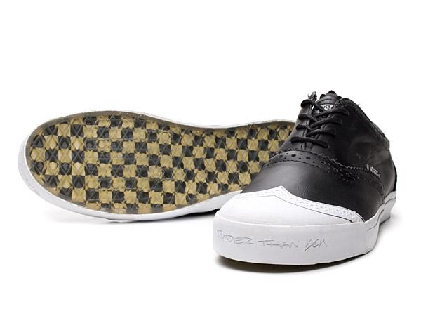 Footwear: Vans Syndicate WTAPS RUDEEZ