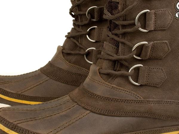 Footwear: Visvim Decoy Duck Boot
