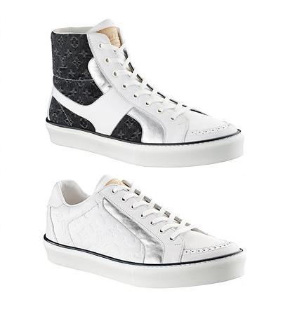 Footwear: Louis Vuitton- Special Edition