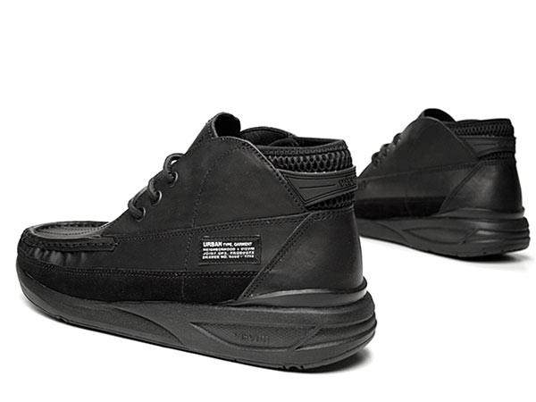 Footwear: Neighborhood x Visvim Mowat Moccassin