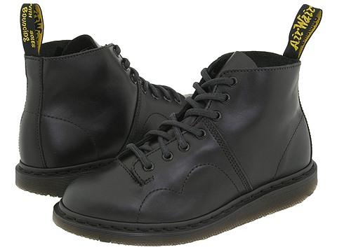 Footwear: Dr. Martens