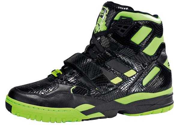 Footwear: Jeremy Scott x Adidas