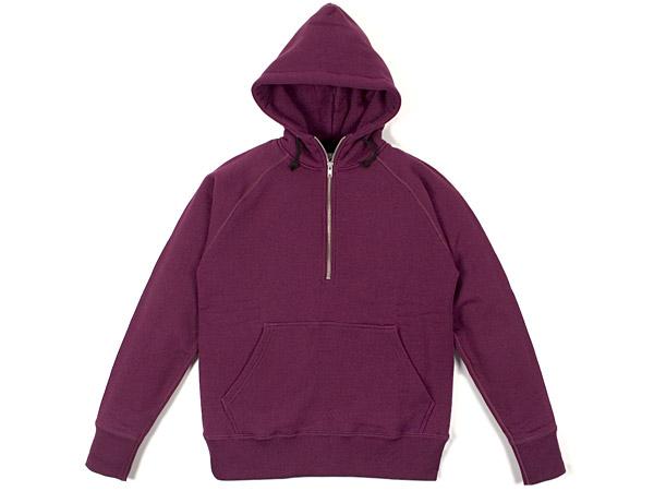 Clothing: Nike Loopwheeler AW77 Half-Zip Hooded Sweatshirt ...