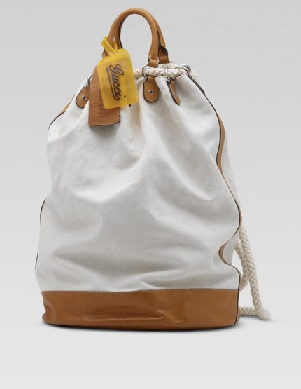 Accessories: Gucci Backpack