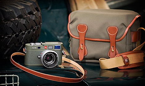 Gadgets: Leica M8.2 Safari Edition