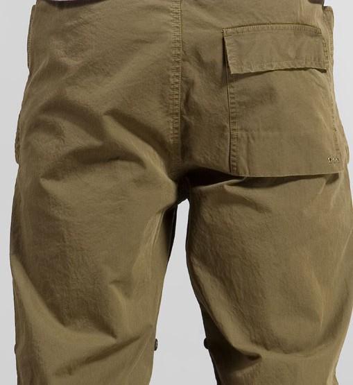 Clothing: Maharishi Slim Snopants