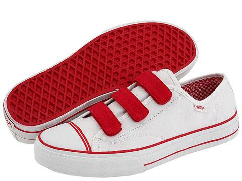 Footwear: Vans Prison issues
