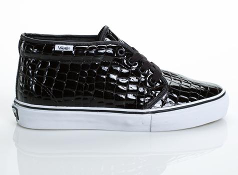 Footwear: Croc Vans Chukkas