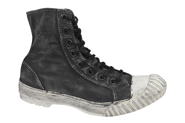Footwear: Converse x John Varvatos Bosey Boot Spring 09