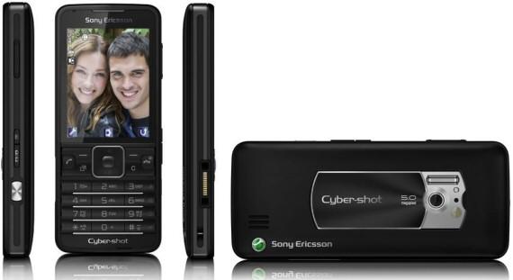 Gadgets:  Sony Ericsson's 5-megapixel C901