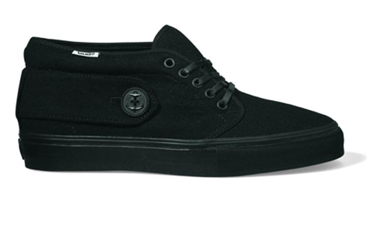 Footwear: Vans Peacoat- Vault FW09