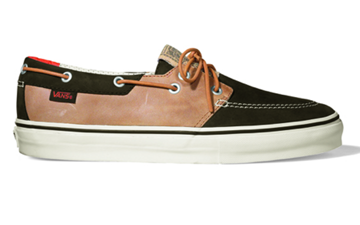 Footwear: * Exclusive FALL 09 Vans Vaults!