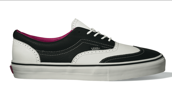 Footwear: * Exclusive Vans Era Wing Tips- Vault Fall 2009