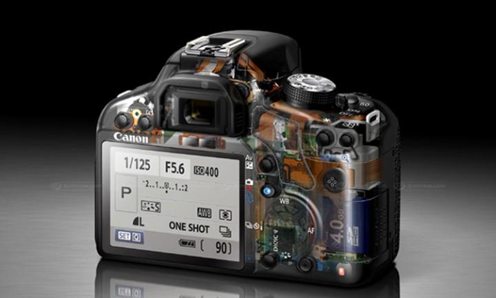 Gadgets: Canon EOS 500D/Rebel T1i DSLR