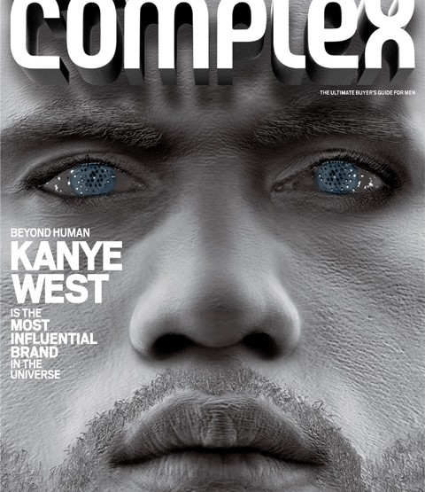 People: Kanye West Graces the Cover of Complex