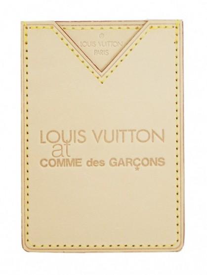 Accessories: Comme Des Garcon x Louis Vuitton