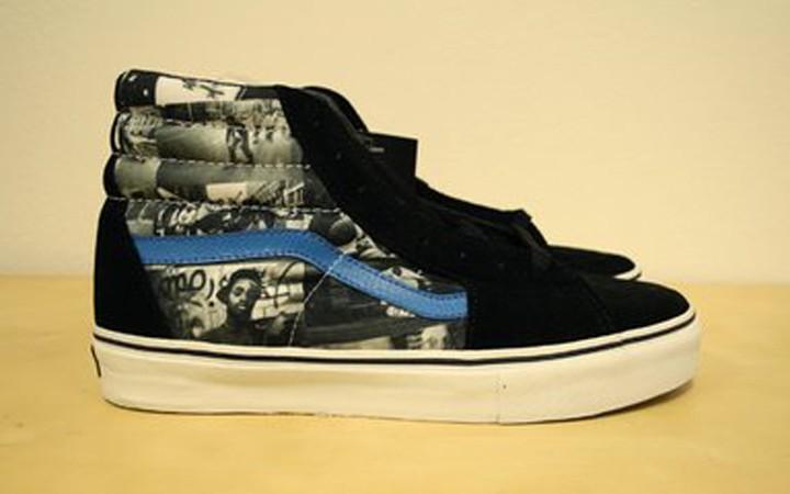 Footwear: *Exclusive Vans Vault Needle LX Fall 2009