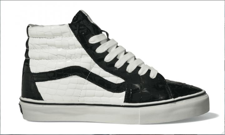 Footwear: *Exclusive Vans Vault Sk8 Hi LX Fall 2009